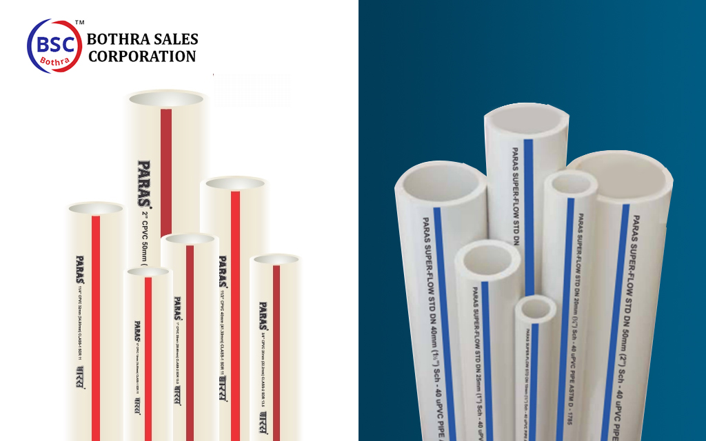 Are PVC and UPVC Pipes Sustainable?