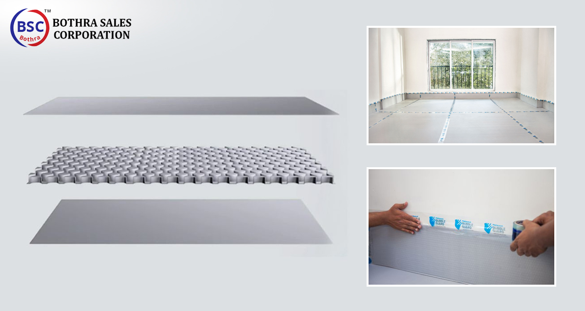 Types of Floor Protection Sheets and Its Benefits