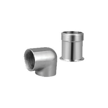CP Flush Valve Elbow & Nipple